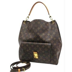Louis Vuitton Metis Hobo Discontinued Extra Large